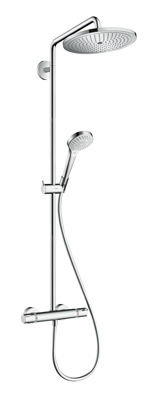 Душевая стойка Hansgrohe Croma Select S 280 Air 1jet Showerpipe 26790000